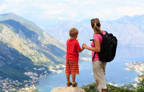 Best age to travel with baby