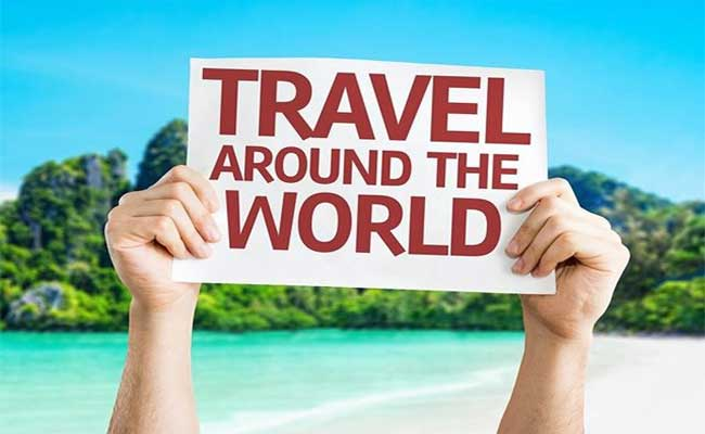 Sell Everything And Travel Around The World