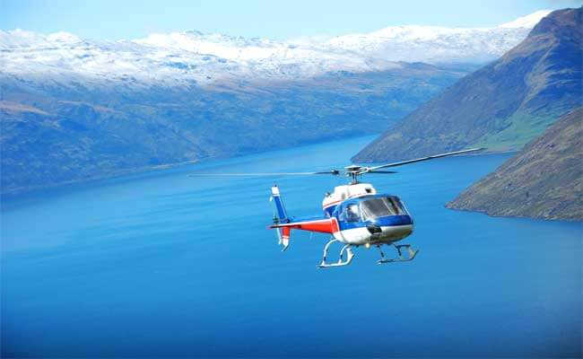helicopter travel