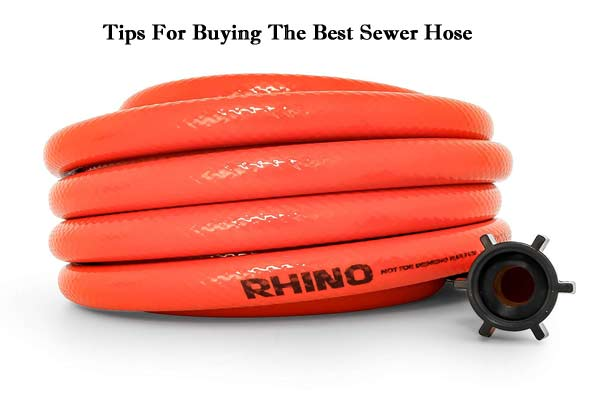 RV Sewer Hose Buying Guide