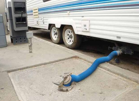 How to Empty RV Sewer?