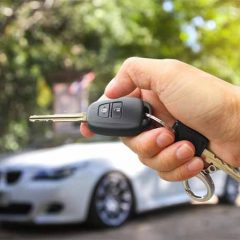 How to get a Car key Unstuck from Ignition?